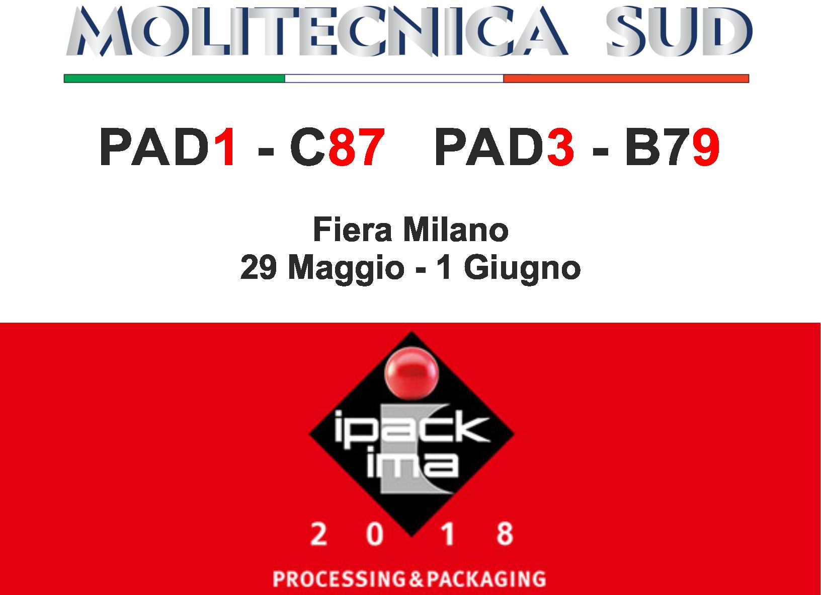 IPACK-IMA2018  PAD1-C87 e PAD3-B79
