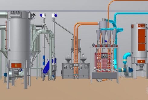 Bio Products Plant