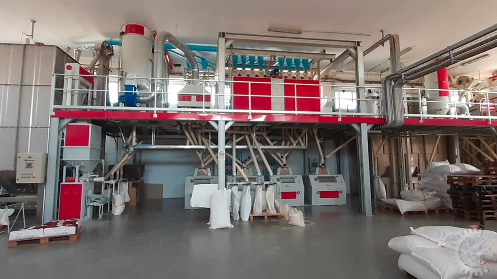 Impianto su Soppalco Metallico gallery