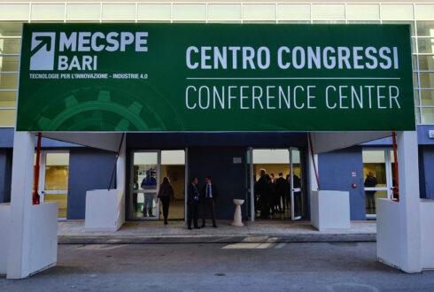 MOLITECNICA SUD AT MECSPE BARI 2019