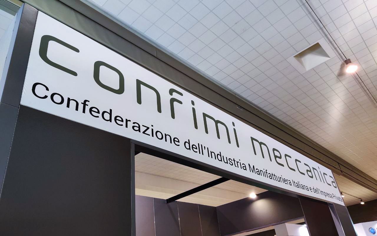 """GREEN NEW DEAL"": CONFIMI AT MECSPE BARI 2019"