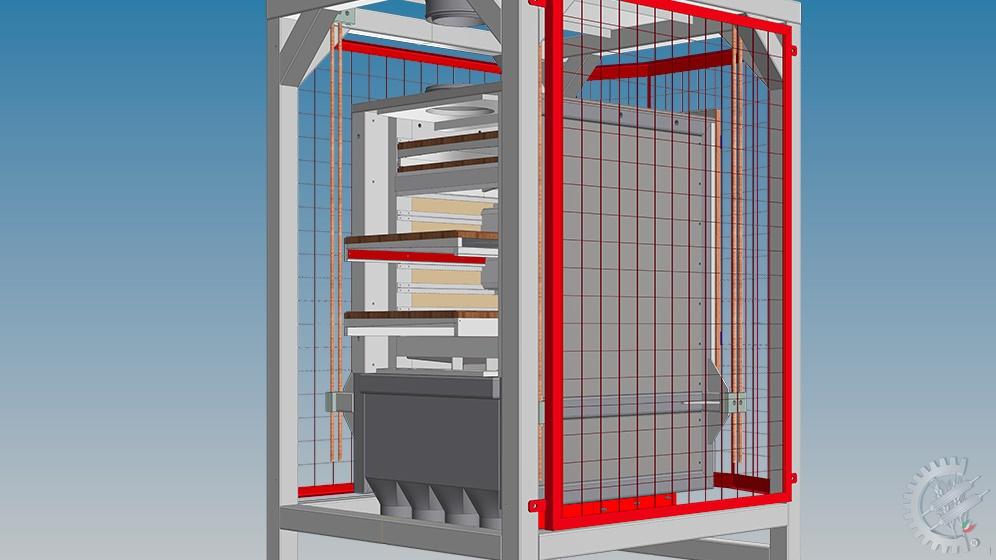 Plansichter avec Structure à Tiroir gallery